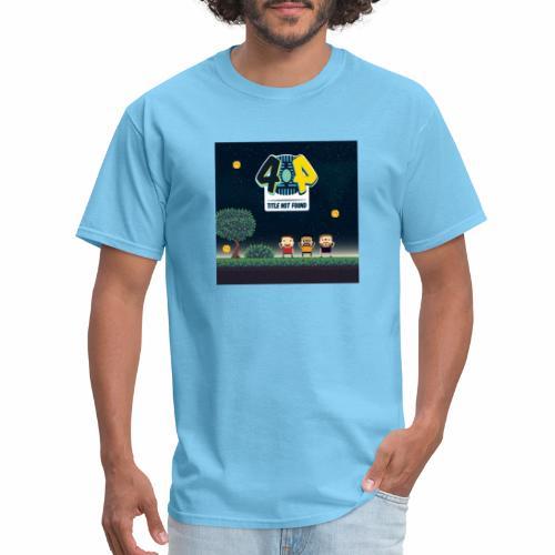 Logo and avatars - Men's T-Shirt