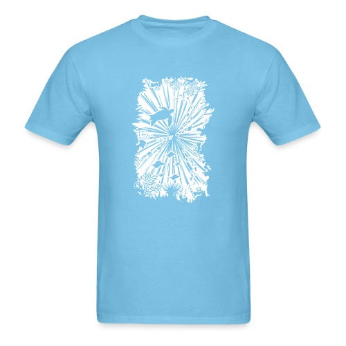EPI - Underwater lanscape - 2 - Men's T-Shirt