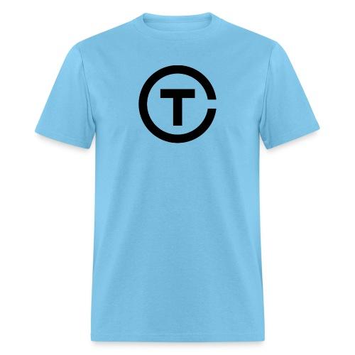 Trezarcoin Logo - Men's T-Shirt