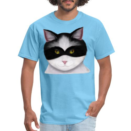 I am called the Masked Cat - Men's T-Shirt