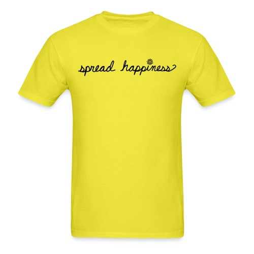 Spread Happiness Women's T-shirt - Men's T-Shirt