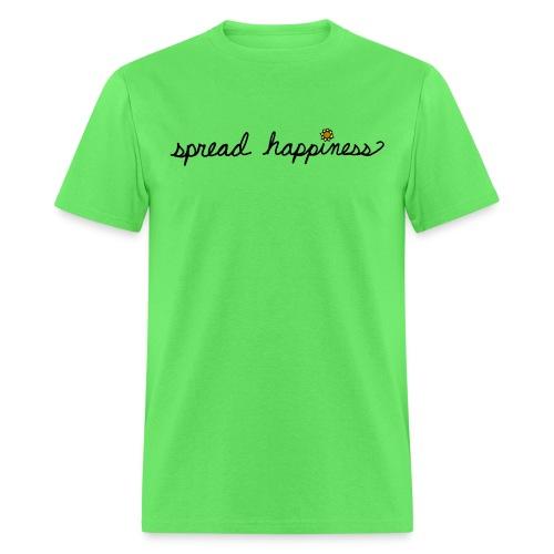 Spread Happiness Women's T-shirt - Men's T-Shirt