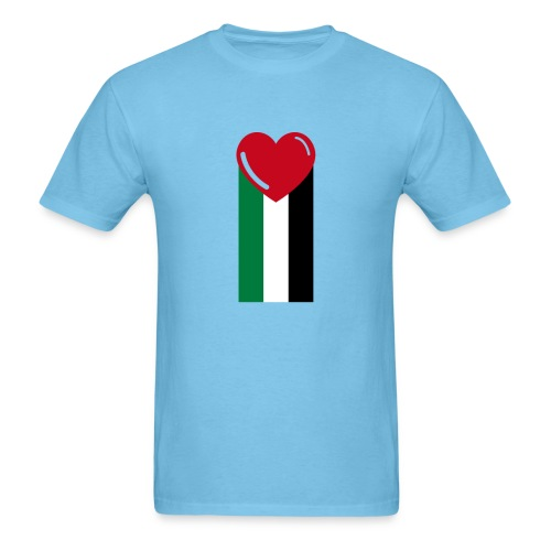 With Love! - Men's T-Shirt