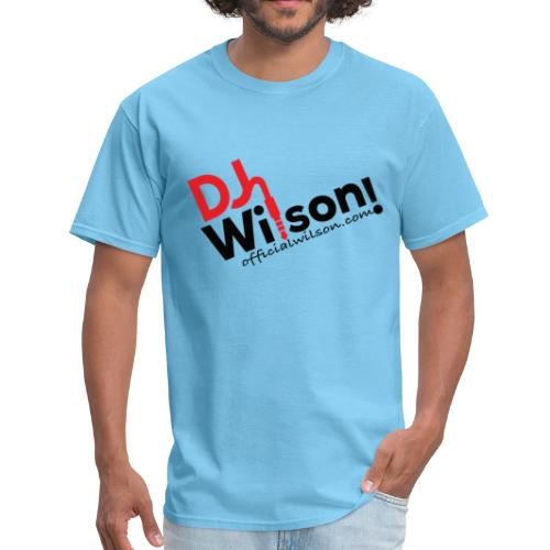 DJ Wilson Logo - Men's T-Shirt
