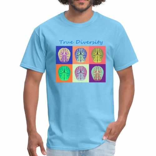 Support Viewpoint Diversity! - Men's T-Shirt