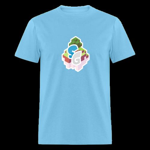 SG Logo - Men's T-Shirt