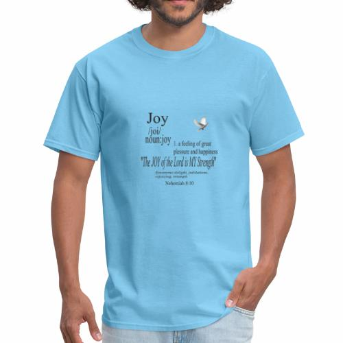 Fruit of the Spirit Collection: Joy - Men's T-Shirt