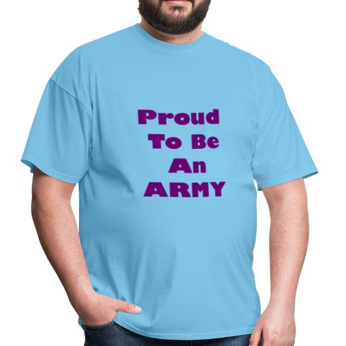 BTS - Proud To Be An ARMY - Men's T-Shirt