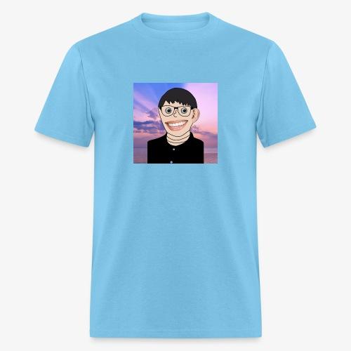 like a drawing lol - Men's T-Shirt