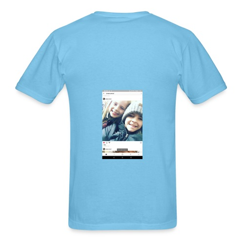 Lily and jersey - Men's T-Shirt
