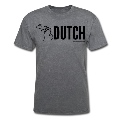 Michigan Dutch (black) - Men's T-Shirt