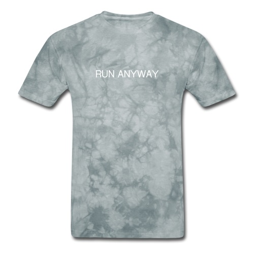 RUN ANYWAY - Men's T-Shirt