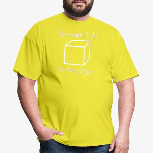 moresides inv - Men's T-Shirt