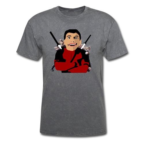 face reveal - Men's T-Shirt