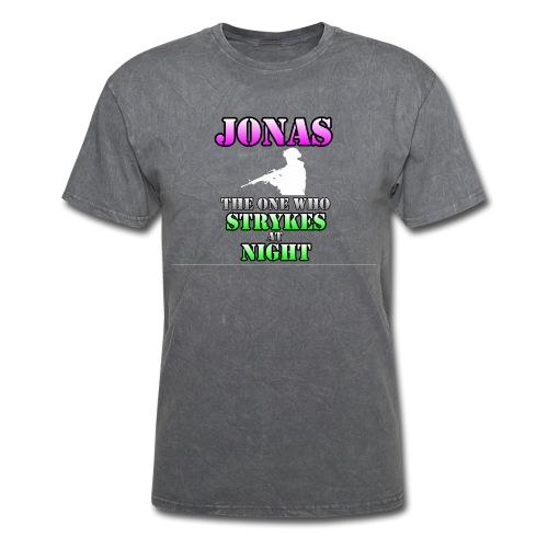 White Jonas - Men's T-Shirt