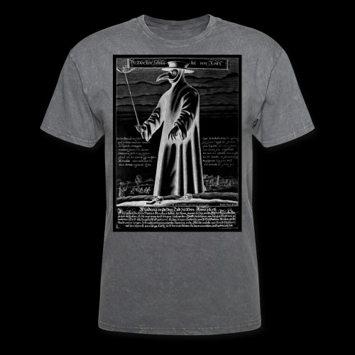 Plague Doctor - Men's T-Shirt