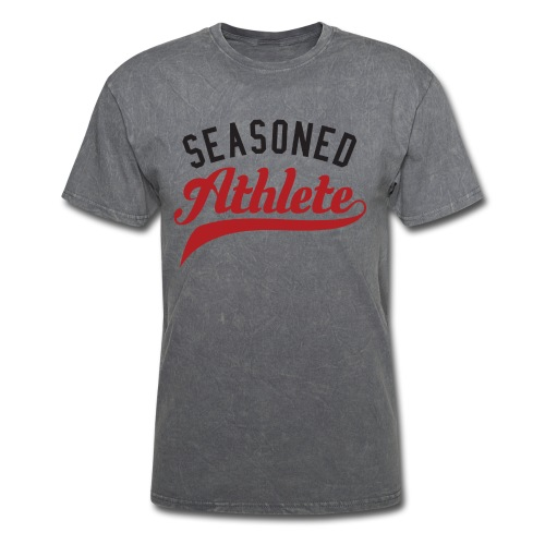 Seasoned Athlete - Men's T-Shirt
