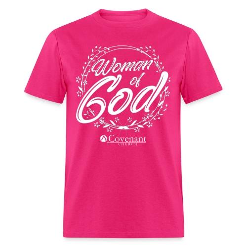 Woman of God - Men's T-Shirt