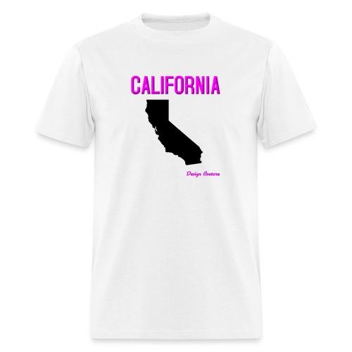 CALIFORNIA PINK - Men's T-Shirt