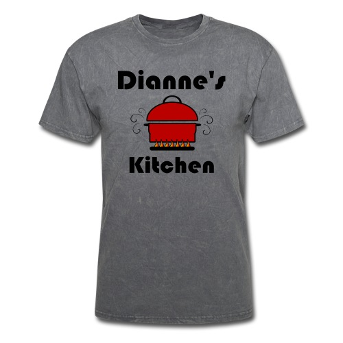 Dianne's Kitchen with Red Pot - Men's T-Shirt