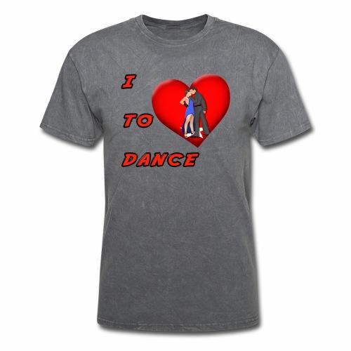 I Heart Dance - Men's T-Shirt