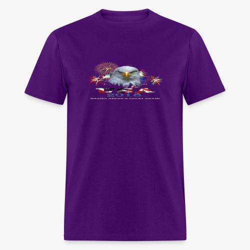 USA EAGLE 2018 - Men's T-Shirt