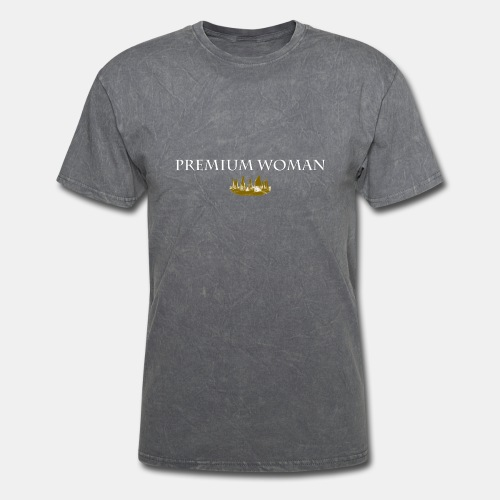 Premium Woman WHITE - Men's T-Shirt