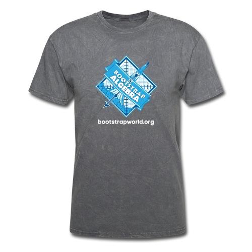 Bootstrap:Algebra T-shirt - Men's T-Shirt