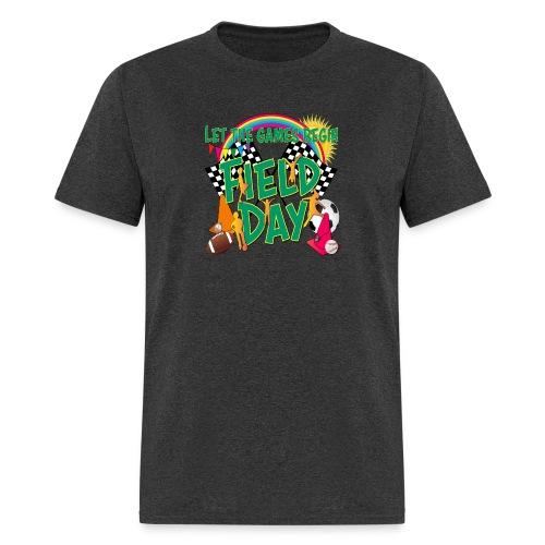 Field Day Games for SCHOOL - Men's T-Shirt