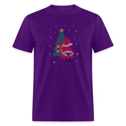 Ugly Christmas Sweater String Thong Santa - Men's T-Shirt