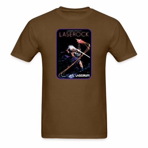 Laserium Design 002 - Men's T-Shirt