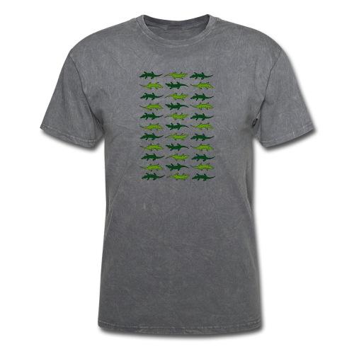 Crocs and gators - Men's T-Shirt
