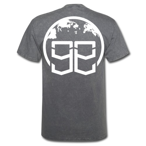 Global Goons White original - Men's T-Shirt