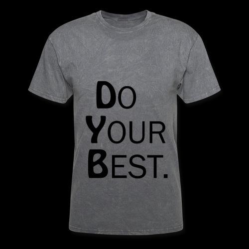 Do Your Best T-shirts - Men's T-Shirt