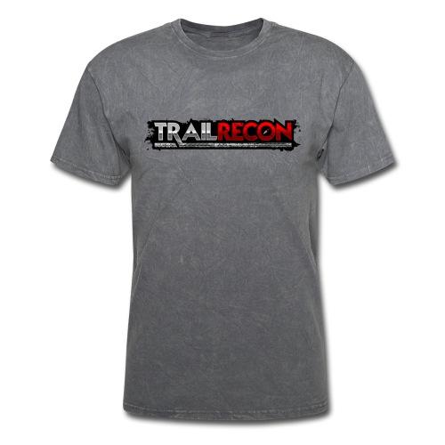 TrailRecon Logo - Men's T-Shirt