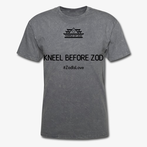 Kneel Before Zod - Men's T-Shirt