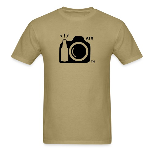 ATXBLANK png - Men's T-Shirt