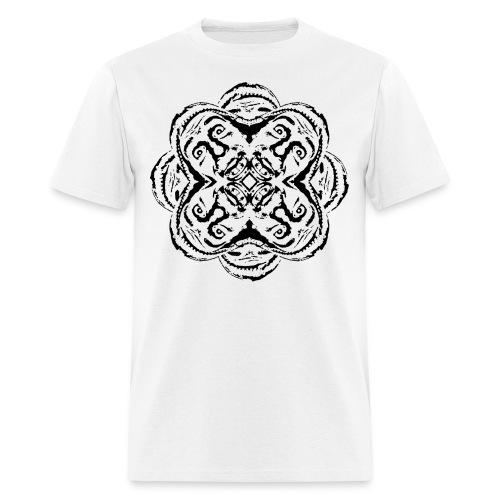 An Atomy black - Men's T-Shirt
