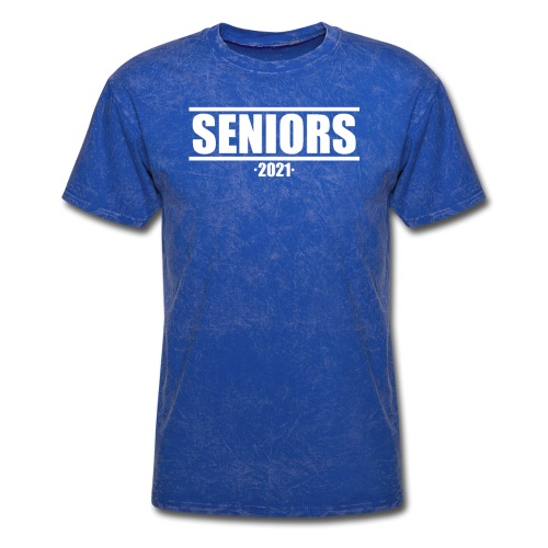 Seniors Class of 2021 - Men's T-Shirt