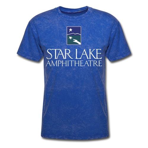 Star Lake on Color - Men's T-Shirt