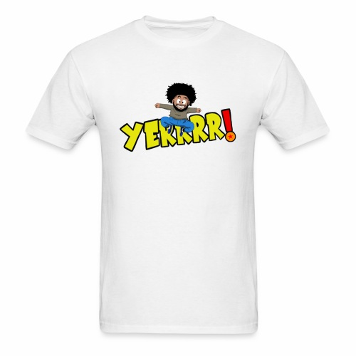 #Yerrrr! - Men's T-Shirt