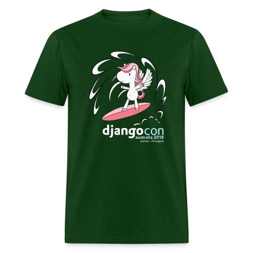 DjangoCon Australia 2018 - Men's T-Shirt