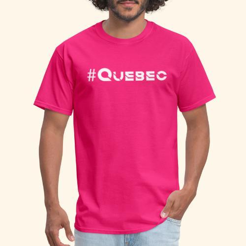 québec doux - T-shirt pour hommes