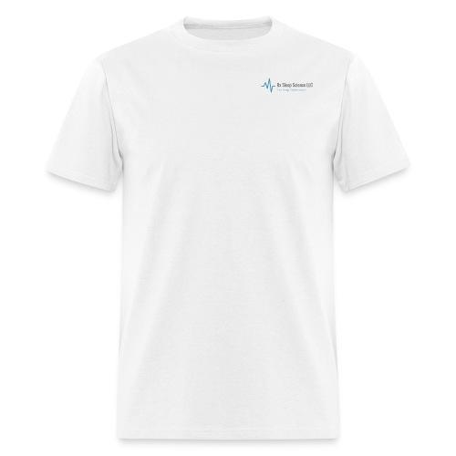 Rx Sleep Science Logo - Men's T-Shirt