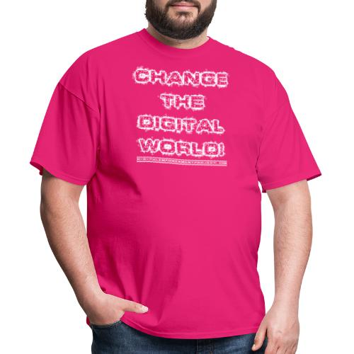 Change the World - Men's T-Shirt