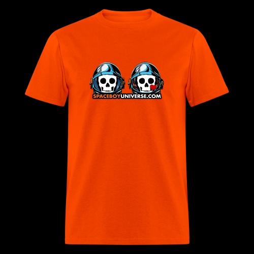 Spaceboy Universe Spaceboy and Surlana - Men's T-Shirt