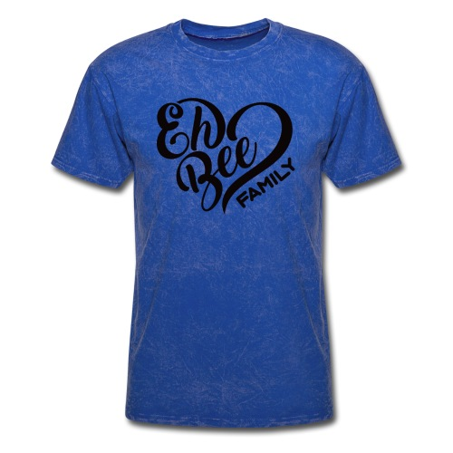 EhBeeBlackLRG - Men's T-Shirt