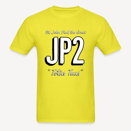JOHN PAUL 2 - Men's T-Shirt