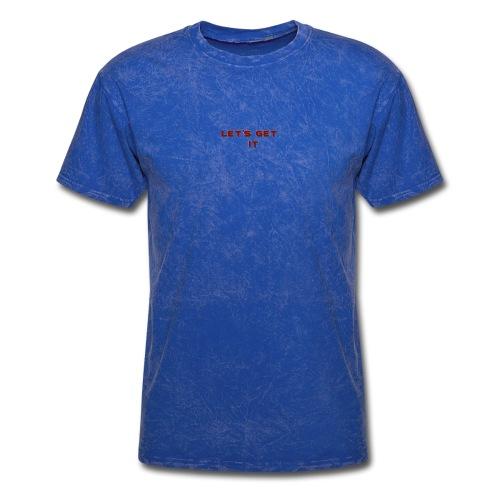 Let's Get It - Men's T-Shirt