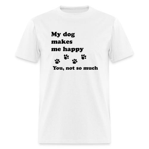 love dog 2 - Men's T-Shirt